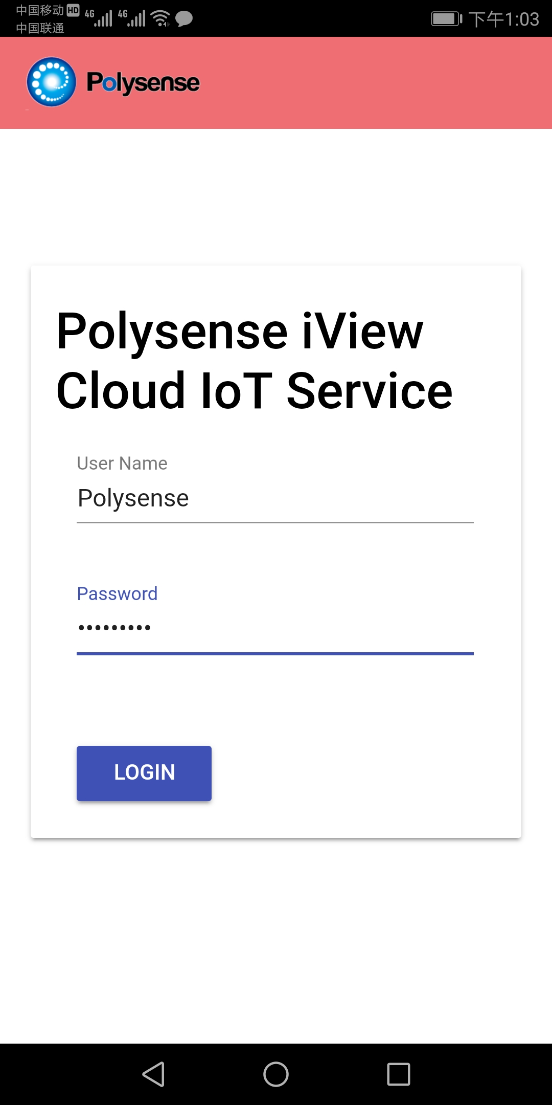 Polysense iView Platform For IoT networks, devices and big data